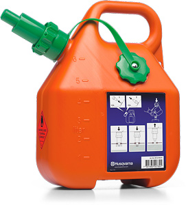 Bensindunk 6 liter orange H410 0642 large