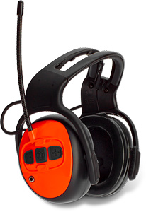Hearing protection with FM radio H410 0770 large